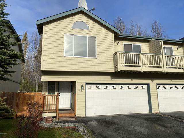 1637 Mountainman Loop #34, Anchorage, AK 99507 (MLS #20-16166) :: Synergy Home Team