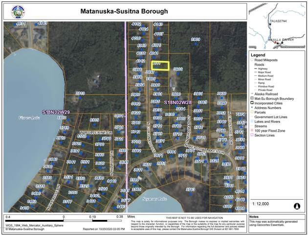 4011 N Coronado Street, Wasilla, AK 99623 (MLS #20-16277) :: Synergy Home Team