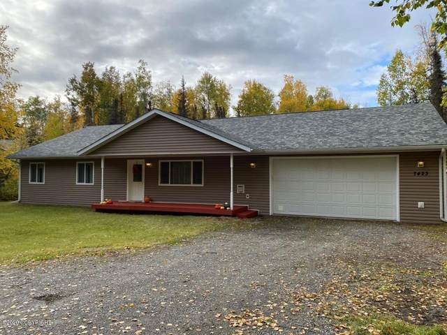 7423 W Terry L Circle, Wasilla, AK 99654 (MLS #20-16306) :: RMG Real Estate Network | Keller Williams Realty Alaska Group