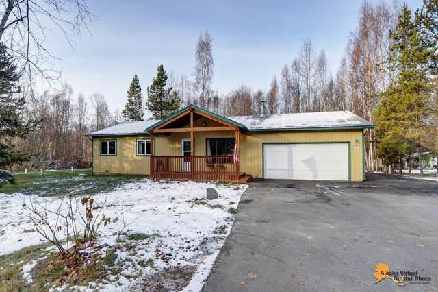 21624 Oberg Road, Chugiak, AK 99567 (MLS #20-16331) :: RMG Real Estate Network | Keller Williams Realty Alaska Group