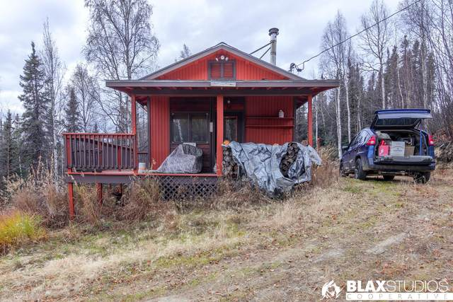 5265 Smokey Mountain Road, Fairbanks, AK 99709 (MLS #20-16352) :: Wolf Real Estate Professionals