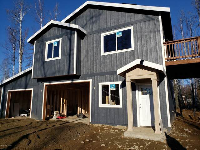 13368 E Oneida Avenue, Palmer, AK 99654 (MLS #20-16371) :: The Adrian Jaime Group | Keller Williams Realty Alaska