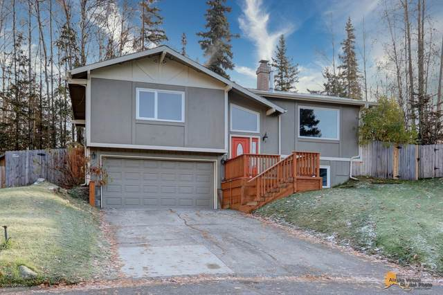 7040 Dickerson Drive, Anchorage, AK 99504 (MLS #20-16380) :: Wolf Real Estate Professionals