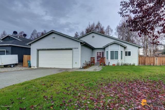 2201 W 70th Avenue, Anchorage, AK 99502 (MLS #20-16391) :: The Adrian Jaime Group | Keller Williams Realty Alaska