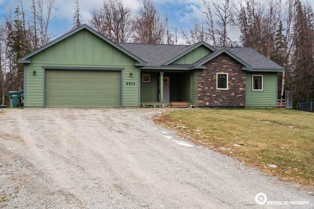 6514 S Alan's Drive, Wasilla, AK 99654 (MLS #20-16395) :: Synergy Home Team