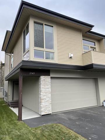 2543 Zion Court, Anchorage, AK 99507 (MLS #20-16442) :: The Adrian Jaime Group | Keller Williams Realty Alaska