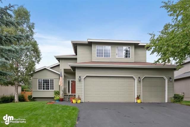 2741 Greenscreek Circle, Anchorage, AK 99516 (MLS #20-16450) :: Wolf Real Estate Professionals