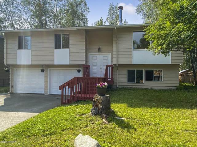4032 Kingston Drive, Anchorage, AK 99504 (MLS #20-16455) :: Wolf Real Estate Professionals