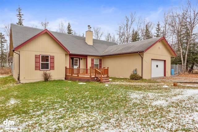 2621 E Wanamingo Drive, Wasilla, AK 99654 (MLS #20-16576) :: RMG Real Estate Network | Keller Williams Realty Alaska Group