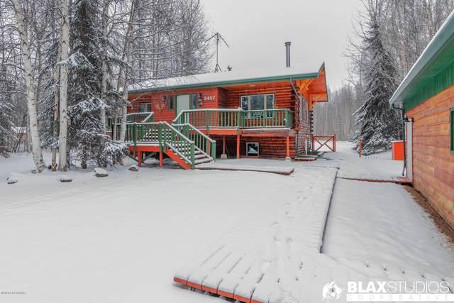 3457 Moosewalk Road, North Pole, AK 99705 (MLS #20-16580) :: RMG Real Estate Network | Keller Williams Realty Alaska Group