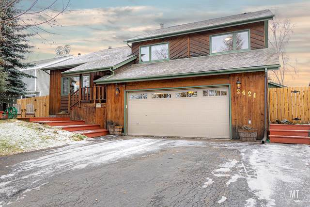 2421 Brittany Circle, Anchorage, AK 99504 (MLS #20-16617) :: Wolf Real Estate Professionals