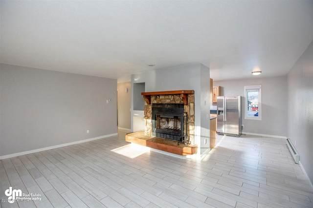 8070 Giddeon Circle #5, Anchorage, AK 99504 (MLS #20-16628) :: Wolf Real Estate Professionals