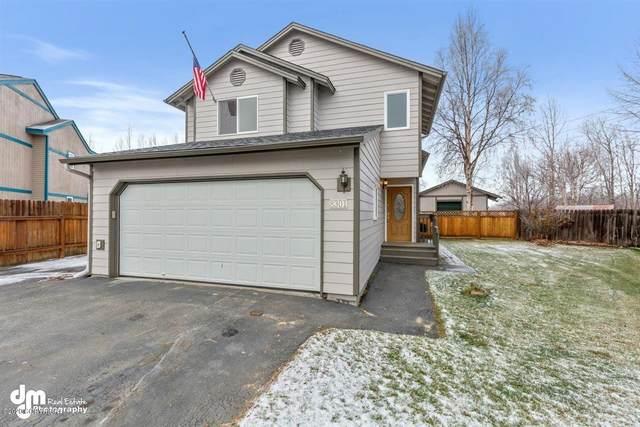 8301 Brookridge Drive, Anchorage, AK 99504 (MLS #20-16673) :: Synergy Home Team