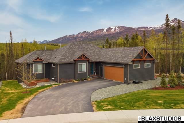 13985 Koso Drive, Eagle River, AK 99577 (MLS #20-16713) :: Alaska Realty Experts