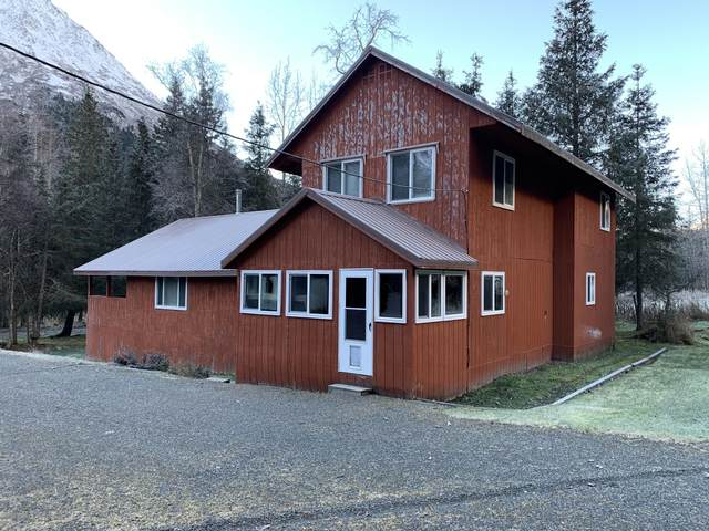 41411 Seward Highway, Moose Pass, AK 99631 (MLS #20-16769) :: Wolf Real Estate Professionals