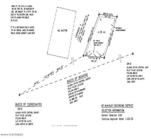 000 Hartman, Remote, AK 99000 (MLS #20-16847) :: RMG Real Estate Network | Keller Williams Realty Alaska Group