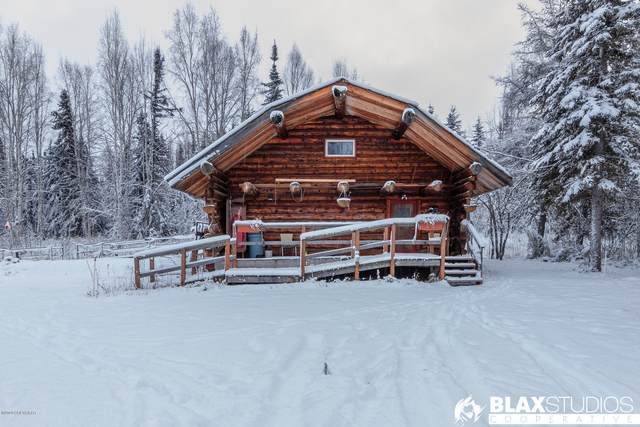 233 Wilderness Drive, Fairbanks, AK 99712 (MLS #20-16924) :: Wolf Real Estate Professionals