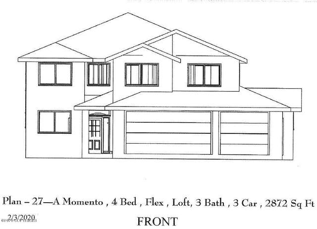 L1 B2 Potter Valley Road, Anchorage, AK 99516 (MLS #20-1693) :: Wolf Real Estate Professionals