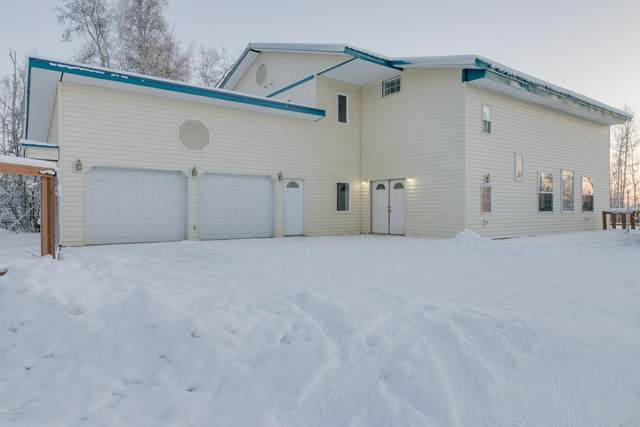 497 Snowy Owl Lane, Fairbanks, AK 99712 (MLS #20-17136) :: Wolf Real Estate Professionals