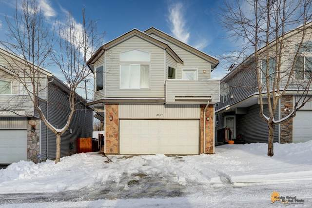 2307 Caribou Hill Place, Anchorage, AK 99508 (MLS #20-17150) :: Alaska Realty Experts