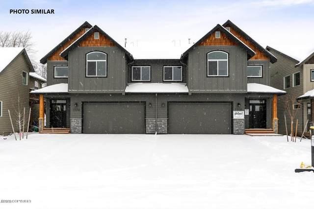 7919 Gate Creek Drive #26, Anchorage, AK 99502 (MLS #20-17167) :: Wolf Real Estate Professionals