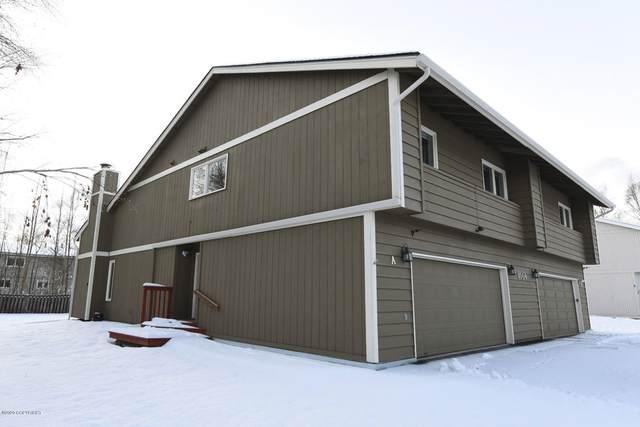 3504 W 41st Avenue #A, Anchorage, AK 99517 (MLS #20-17301) :: The Adrian Jaime Group | Keller Williams Realty Alaska
