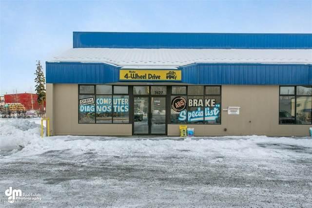 7427 Old Seward Highway, Anchorage, AK 99518 (MLS #20-17307) :: The Adrian Jaime Group | Keller Williams Realty Alaska