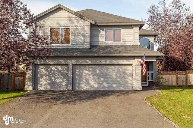 10602 Brigantine Circle, Anchorage, AK 99515 (MLS #20-1736) :: Wolf Real Estate Professionals