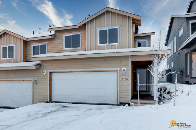 12230 Vista Ridge Loop #36, Eagle River, AK 99577 (MLS #20-17514) :: Alaska Realty Experts