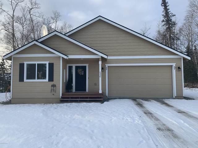 2550 E Paradise Lane, Wasilla, AK 99654 (MLS #20-17551) :: Alaska Realty Experts