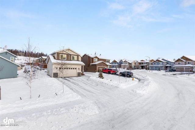 3234 Morgan Loop, Anchorage, AK 99516 (MLS #20-17560) :: Alaska Realty Experts