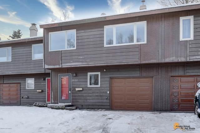 2022 Stonegate Circle #102, Anchorage, AK 99515 (MLS #20-17605) :: Alaska Realty Experts