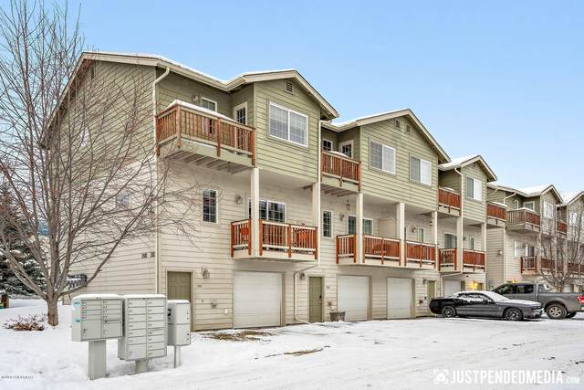 1301 Denali Street #1, Anchorage, AK 99501 (MLS #20-17637) :: Team Dimmick