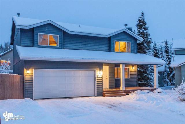19041 Mountain Point Circle, Eagle River, AK 99577 (MLS #20-17672) :: Alaska Realty Experts