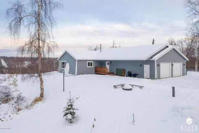12287 S Goose Creek Road, Wasilla, AK 99654 (MLS #20-17706) :: The Adrian Jaime Group | Keller Williams Realty Alaska