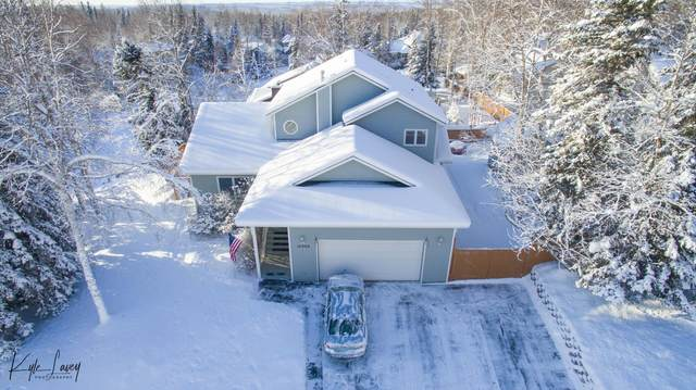 10908 Suneagle Circle, Eagle River, AK 99577 (MLS #20-1773) :: RMG Real Estate Network   Keller Williams Realty Alaska Group