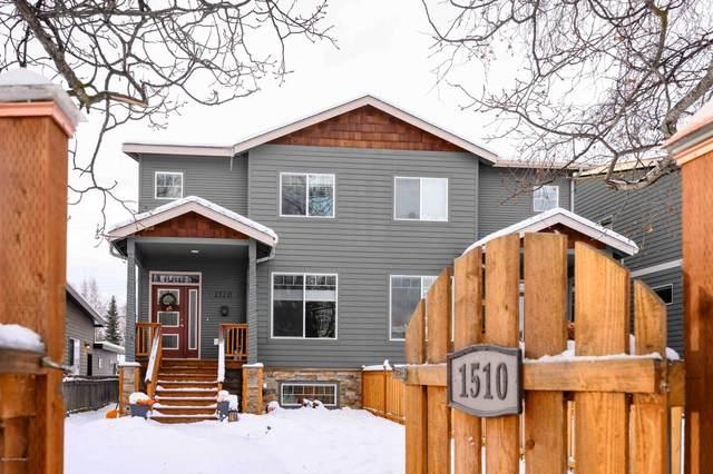 1510 H Street #1, Anchorage, AK 99501 (MLS #20-17754) :: The Adrian Jaime Group | Keller Williams Realty Alaska
