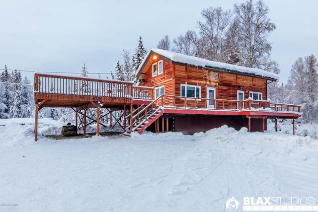 3764 Chena Hot Springs Road, Fairbanks, AK 99712 (MLS #20-17770) :: RMG Real Estate Network | Keller Williams Realty Alaska Group