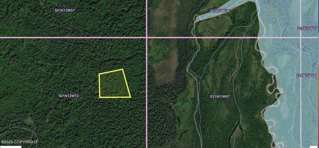 000 No Road Asls 92-063, Remote, AK 99000 (MLS #20-18114) :: Wolf Real Estate Professionals