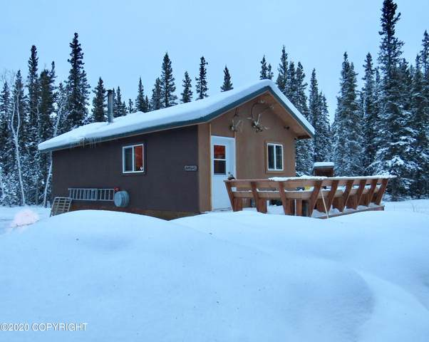 7 Yukon Ben, Tok, AK 99780 (MLS #20-18137) :: Wolf Real Estate Professionals