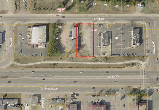 3430 Airport Way, Fairbanks, AK 99709 (MLS #20-18356) :: RMG Real Estate Network | Keller Williams Realty Alaska Group