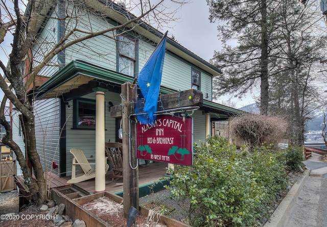 113 W Fifth Street, Juneau, AK 99801 (MLS #20-18385) :: RMG Real Estate Network | Keller Williams Realty Alaska Group