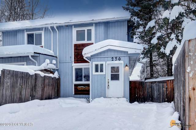 256 Yellow Leaf Circle, Anchorage, AK 99504 (MLS #20-18459) :: Wolf Real Estate Professionals