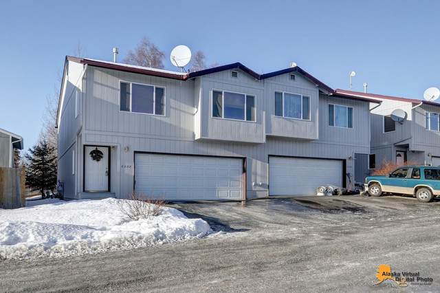 6322 Fairweather Drive #99, Anchorage, AK 99518 (MLS #20-1937) :: Roy Briley Real Estate Group