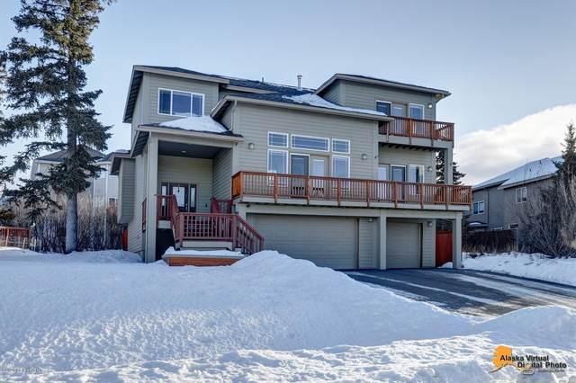 16041 Hidden Creek Lane, Anchorage, AK 99516 (MLS #20-1945) :: RMG Real Estate Network | Keller Williams Realty Alaska Group