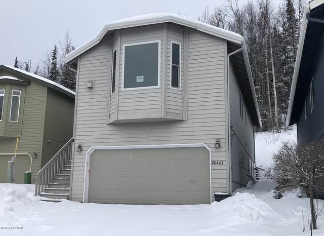 20407 Granite Park Circle, Eagle River, AK 99577 (MLS #20-2001) :: Roy Briley Real Estate Group