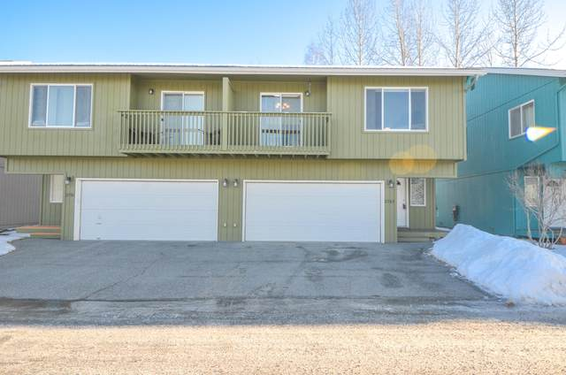 2293 Ducanshire Place #153, Anchorage, AK 99504 (MLS #20-2005) :: RMG Real Estate Network | Keller Williams Realty Alaska Group