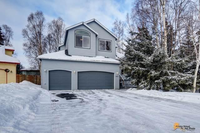 3431 Halyards Circle, Anchorage, AK 99516 (MLS #20-2026) :: RMG Real Estate Network | Keller Williams Realty Alaska Group