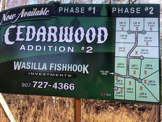 L 8 N Cedarwood Drive, Wasilla, AK 99645 (MLS #20-2045) :: RMG Real Estate Network | Keller Williams Realty Alaska Group