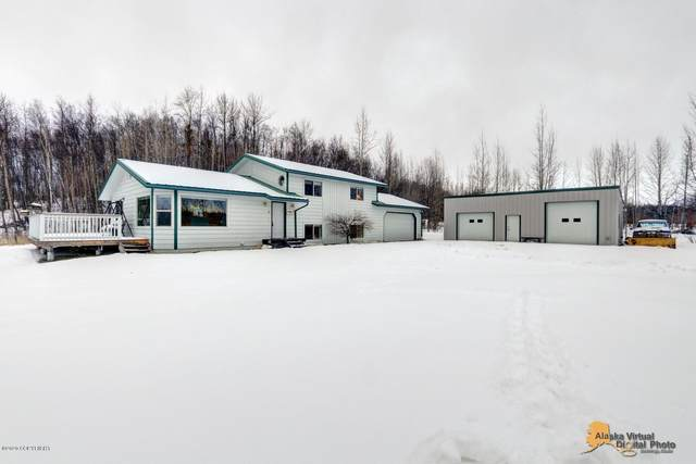 5450 N Windsong Circle, Palmer, AK 99645 (MLS #20-2049) :: RMG Real Estate Network | Keller Williams Realty Alaska Group